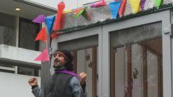 Ich kam als Flüchtling nach Deutschland und baue Häuser für Obdachlose, weil ich weiß, was es bedeutet, Hilfe zu brauchen