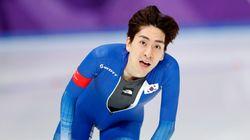 이승훈이 10,000m 경기서 4위 기록한 소감을
