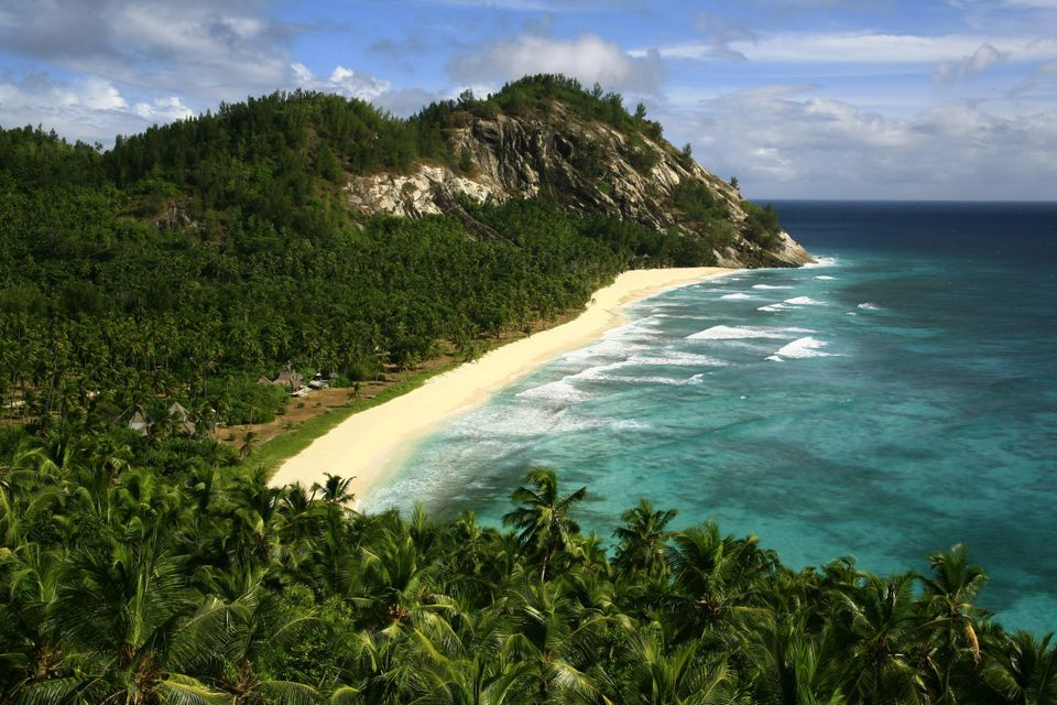 Prince William and Kate Middleton opted for the secluded paradise of North Island in the Seychelles for...