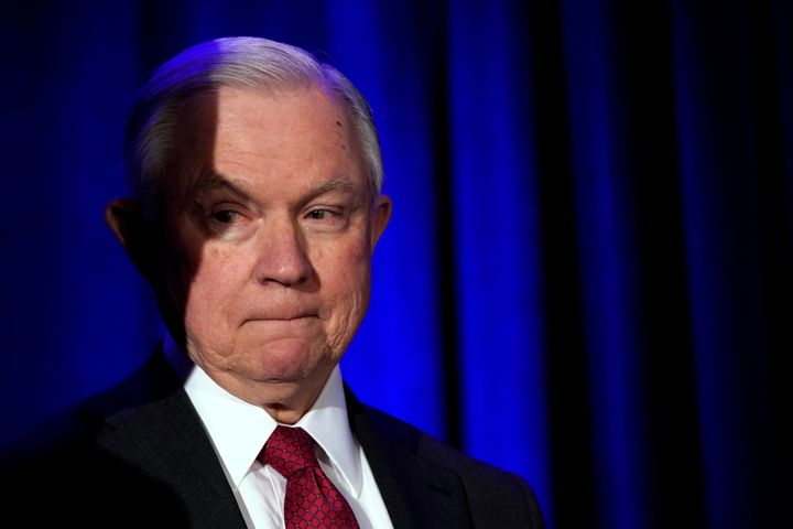 Attorney General Jeff Sessions has yet to make a final decision on whether his Justice Department will prosecute pi
