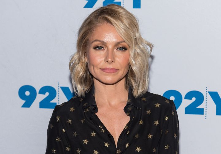 Kelly Ripa has had enough.