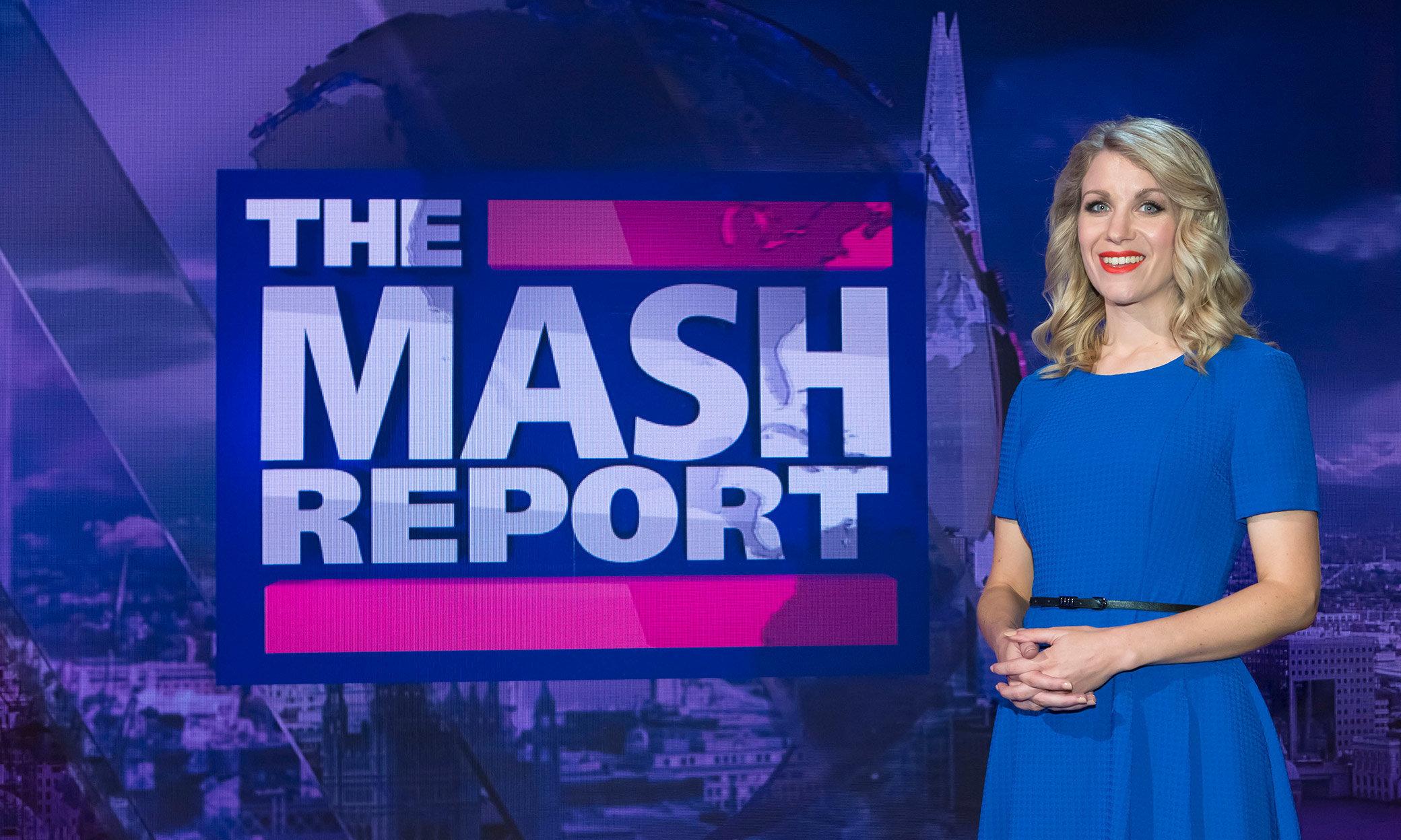 Rachel Parris Talks Piers Morgan, 'The Mash Report' And Sudden Internet
