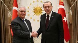 Συνάντηση Τίλερσον-Ερντογάν στην Τουρκία. Τι