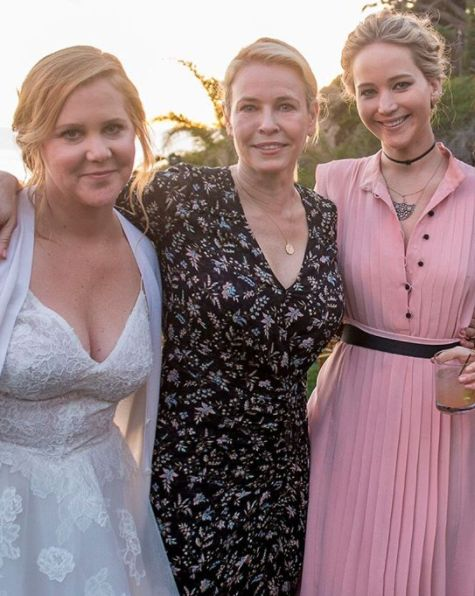 Amy Schumer Had The Sweetest Reason For Wanting To 'Rush'