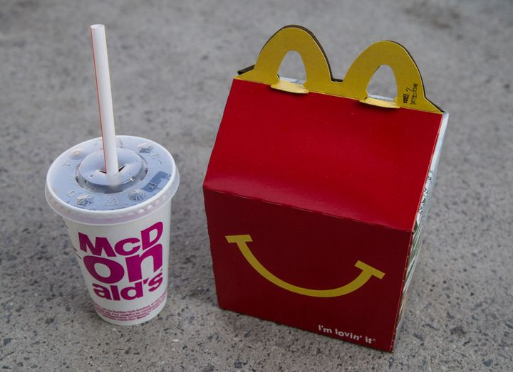 By June, McDonald's featured Happy Meals will be combinations that are 600 calories or fewer.