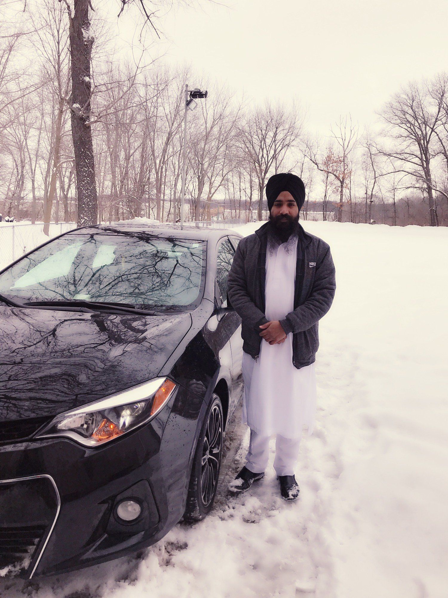 Gurjeet Singh, a Sikh religious leader from Illinois, claims he was assaulted while driving for Uber...