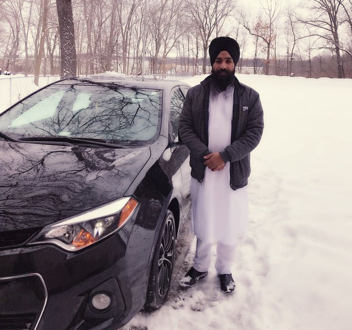 Gurjeet Singh, a Sikh religious leader from Illinois, claims he was assaulted while driving for Uber in January.