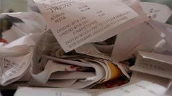 Βαριά πρόστιμα έως 20.000 ευρώ για φορολογικές παραβάσεις και «πειραγμένες» ταμειακές