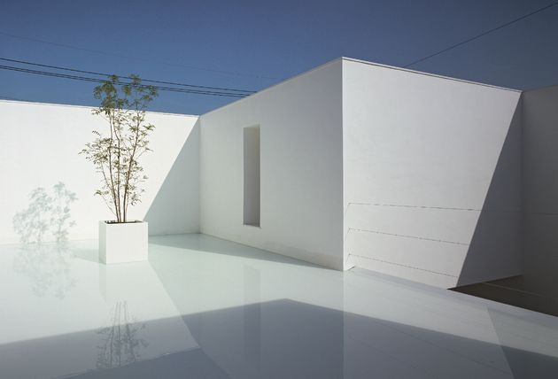 Ιαπωνία: White Cave House, Takuro Yamamoto Architects, 2013,