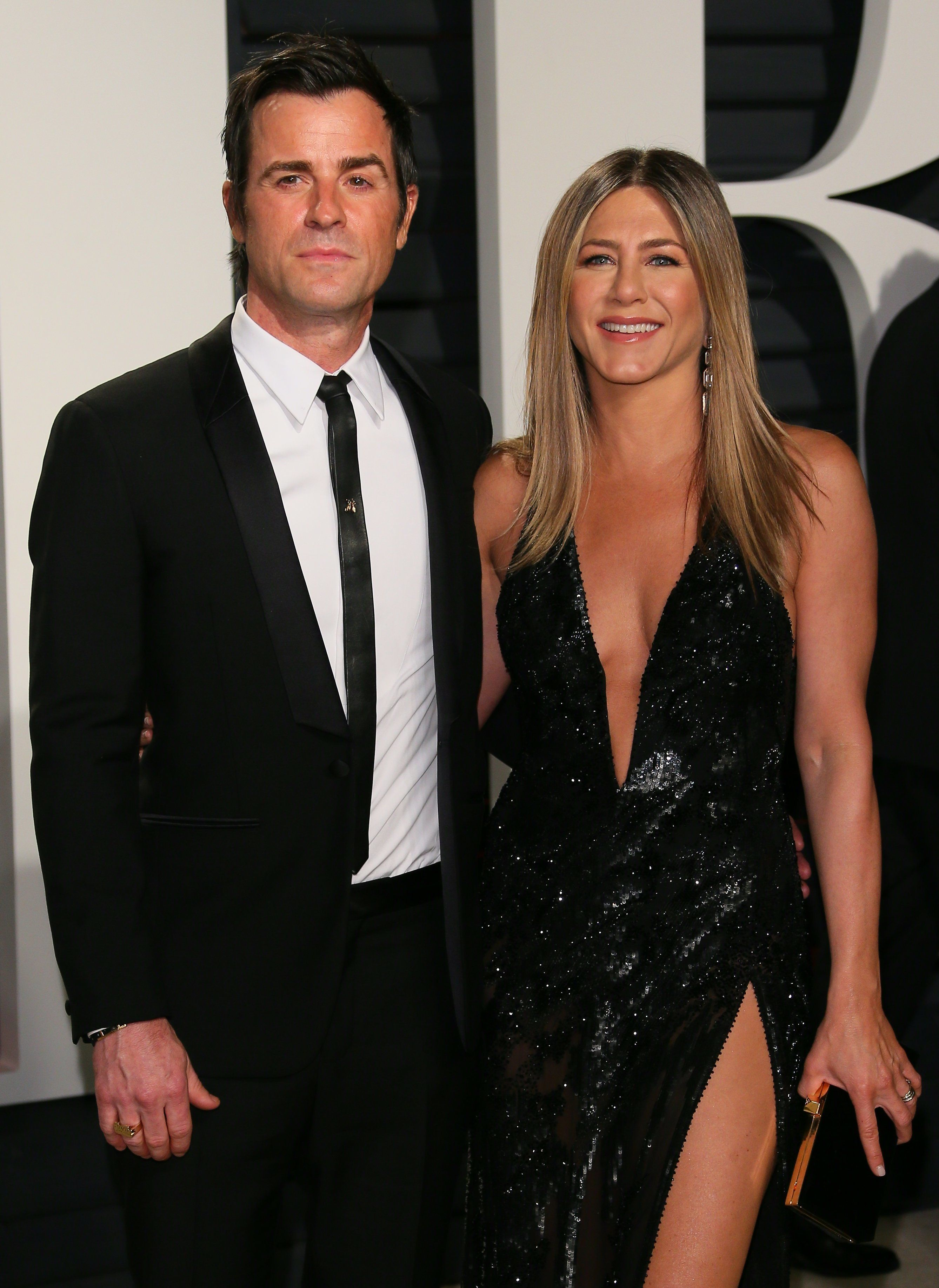 Jennifer Aniston And Justin Theroux Split After Two Years Of
