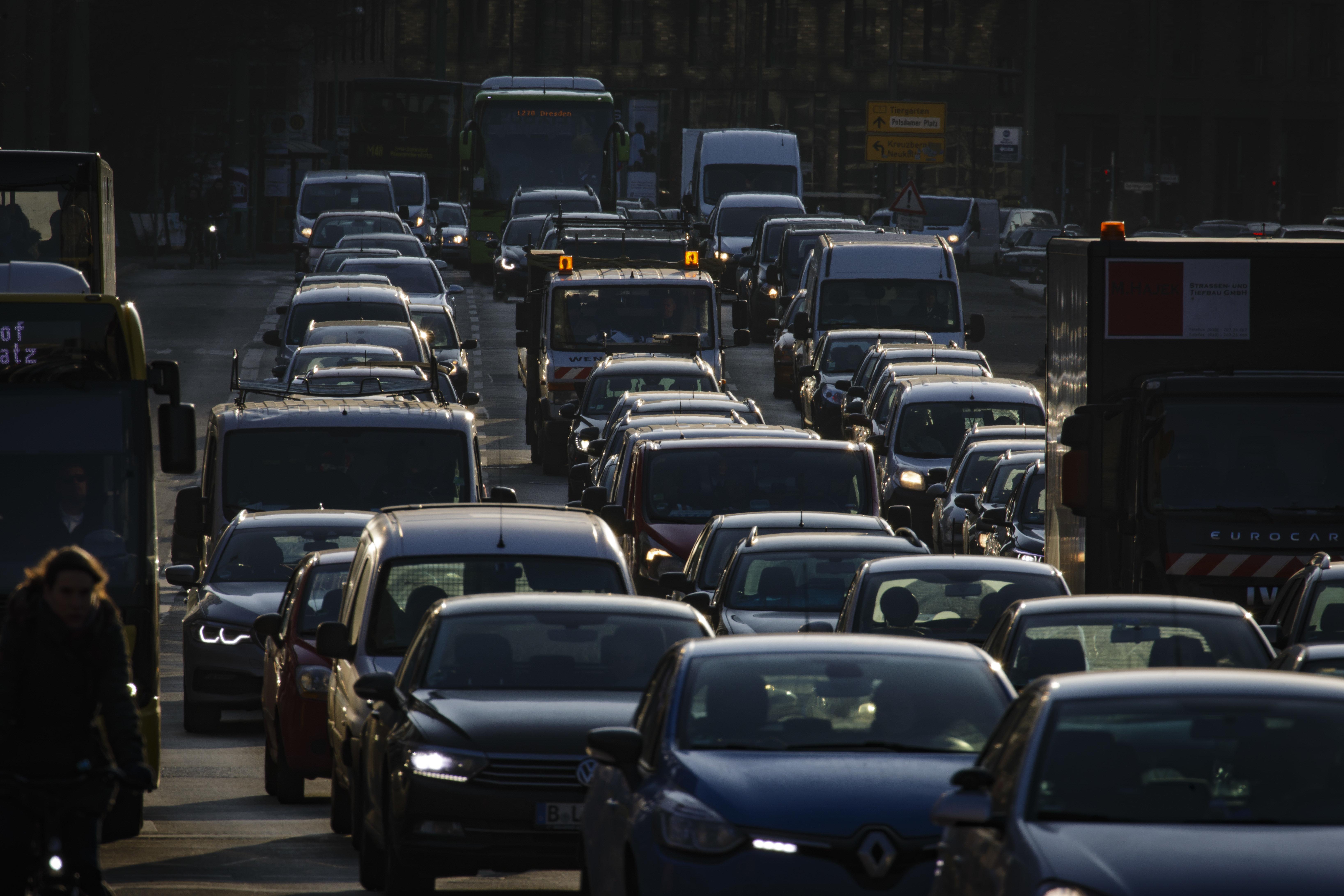 2,8 Millionen Dieselfahrzeugen drohen