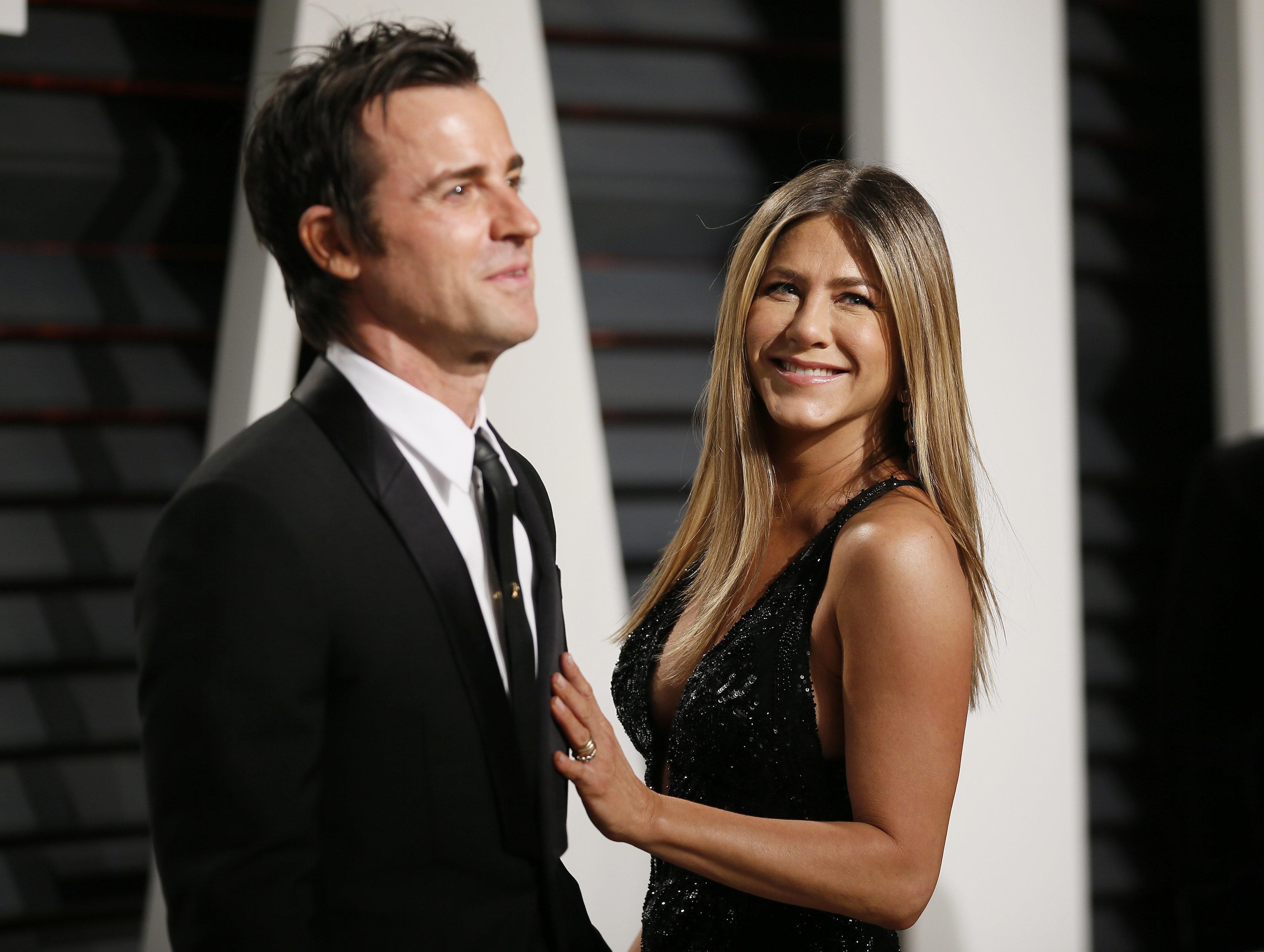 Χωρισμένοι εδώ και μήνες οι Jennifer Aniston και Justin
