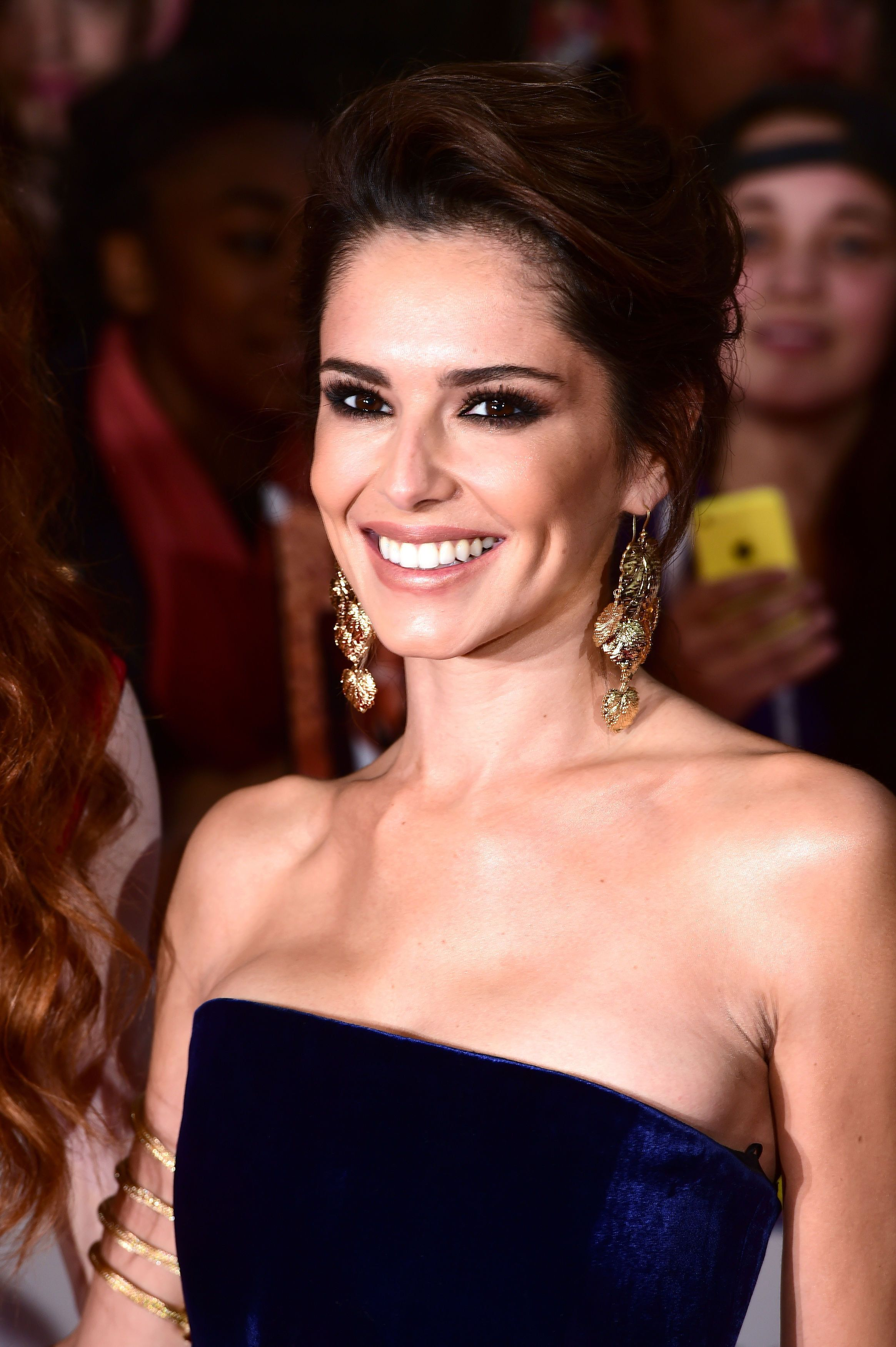 Cheryl Films TV Judging Comeback On New BBC Dance Show