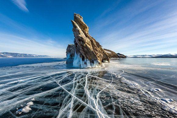 1위 바이칼호의 오고이섬. Sergey Pesterev, CC