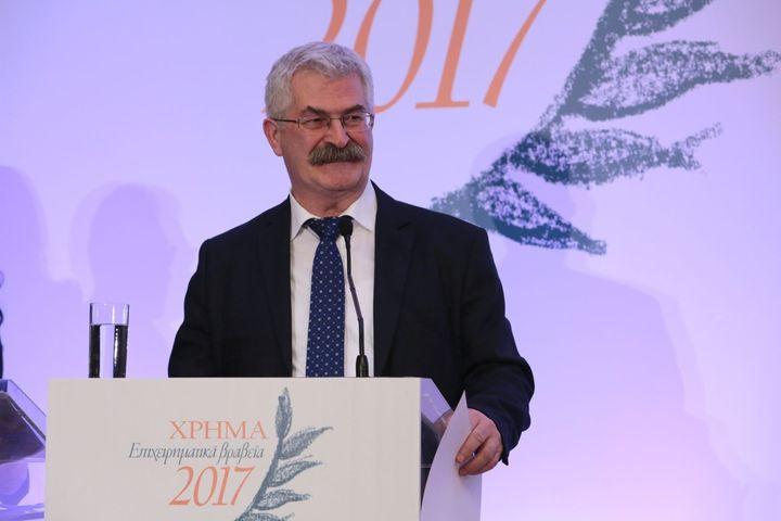 Κωνσταντίνος Παπαδόπουλος, Πρόεδρος Δ.Σ. ΕΥΔΑΠ