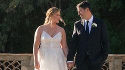 Γάμος-αστραπή από την Amy Schumer - συγκινημένη η Jennifer