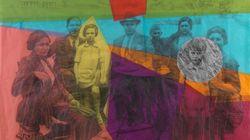 Ράνια Μπέλλου: Έκθεση Immortal Love or Ode to the Past στη γκαλερί