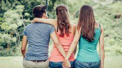 Όταν είστε το τρίτο πρόσωπο σε μια σχέση, πρέπει να το