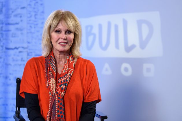 12 Times Baftas Host Joanna Lumley Cemented Her Place As A National