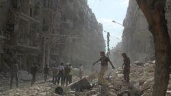Auf dem blutroten Teppich: Wie die Welt vor dem Kriegsverbrecher Assad auf die Knie fällt