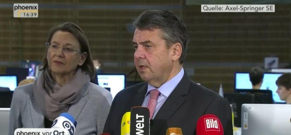 Top-News To Go: Außenminister Gabriel erklärt Details zu Yücels