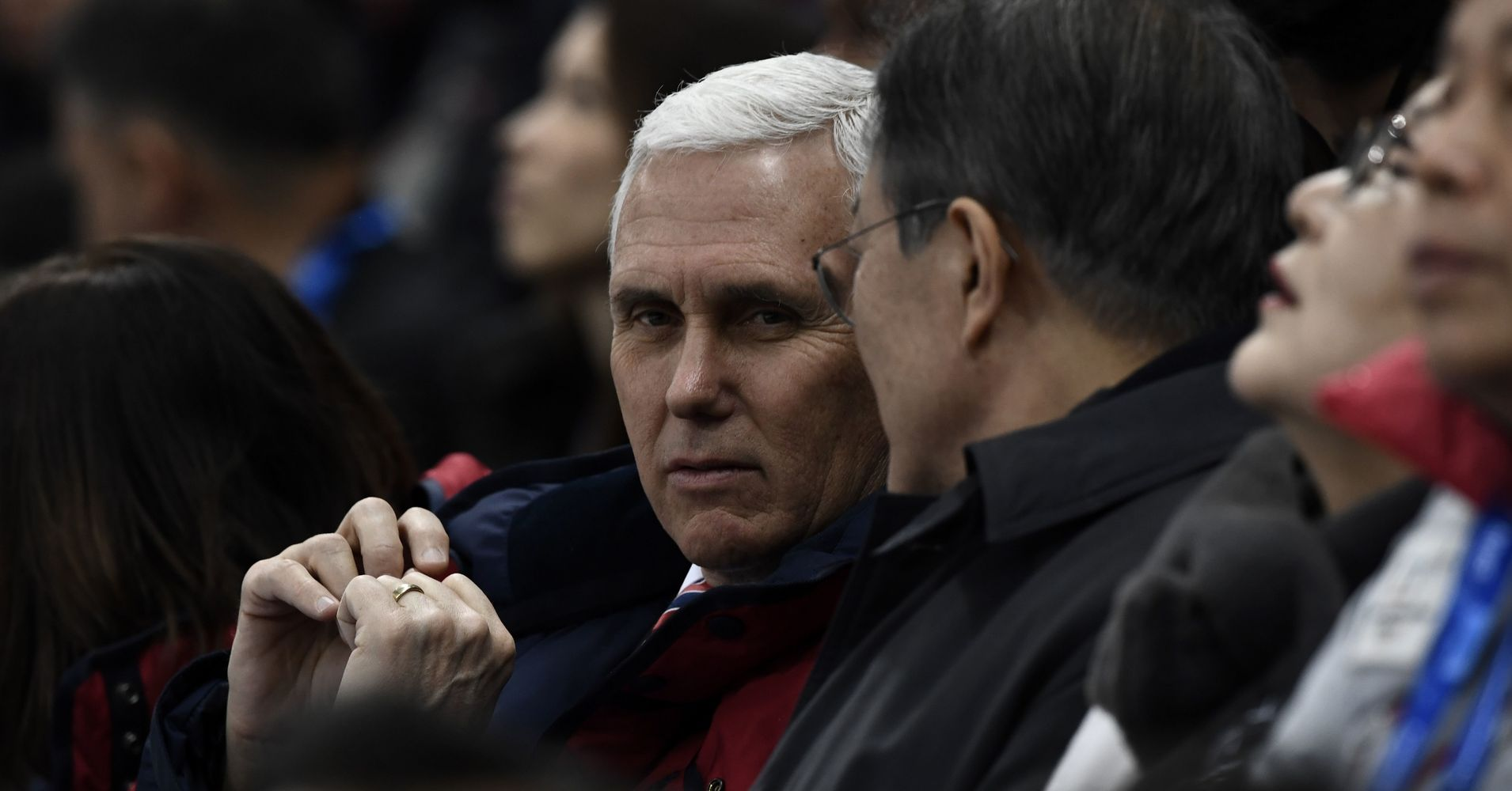 PENCE ON GAY MARRIAGE