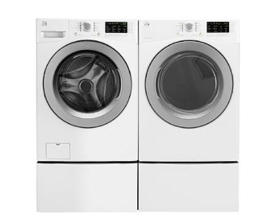 "Save $680 on a Kenmore front-load washer and dryer set. <a href=""http://www.sears.com/kenmore-4.5-cu-ft-front-load-washe"
