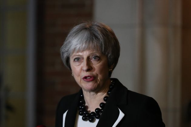 Theresa May has pledged to tackle sexual harassment in