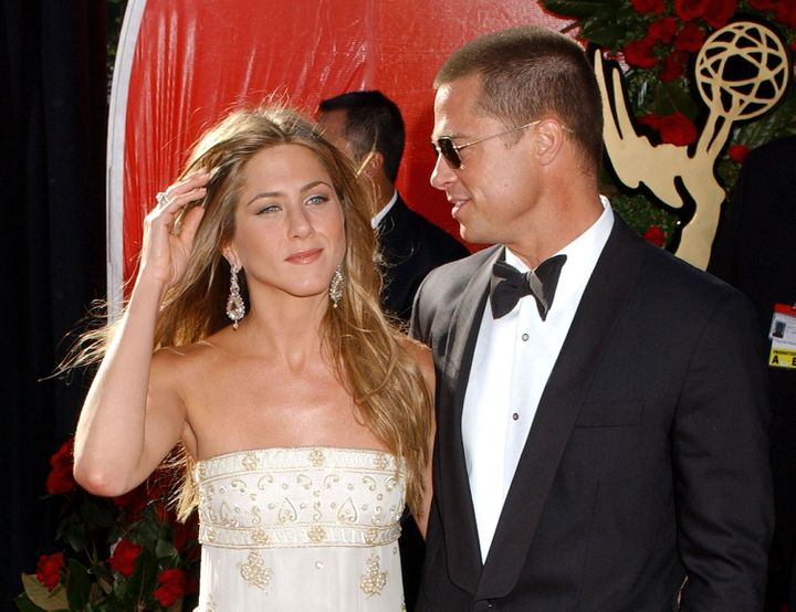 So, Your Obsession With Jennifer Aniston And Brad Pitt Is Back? Let Experts Explain Why.