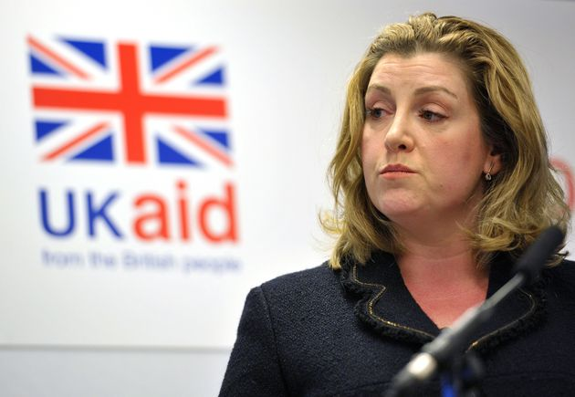 Penny Mordaunt, the international development secretary, has expressed her outrage at the Oxfam