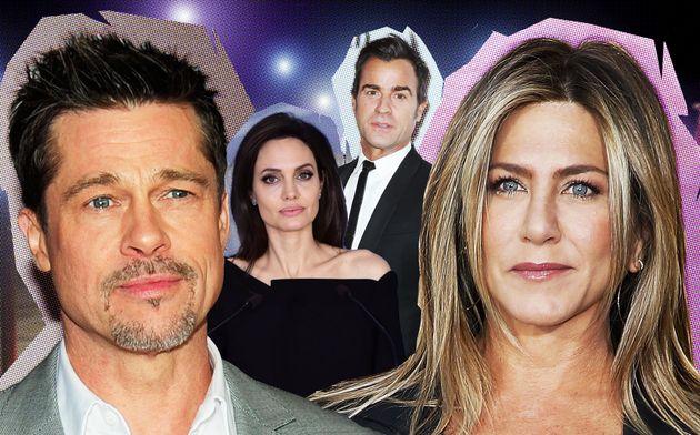 Los expertos explican a qué se debe la obsesión por Jennifer Aniston y Brad