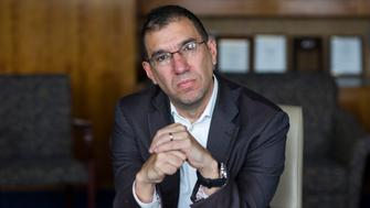 UNITED STATES - FEB. 3 - Andy Slavitt, Acting Administrator at the Centers for Medicare and Medicaid, poses for a portrait at the Department of Health & Human Services, in Washington, D.C., on Thursday, Feb. 4, 2016. (Photo By Al Drago/CQ Roll Call)