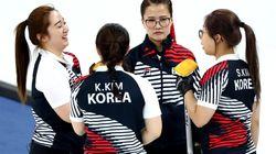 외국인들이 한국 여자 컬링팀에 깜짝 놀라는 또 하나의