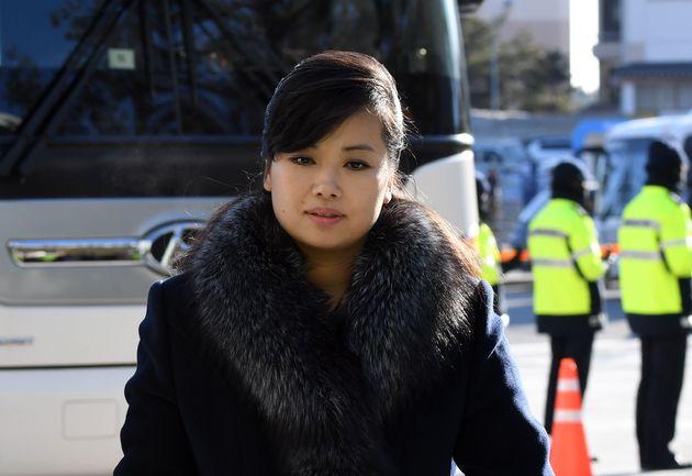 평양으로 돌아간 북한 예술단의
