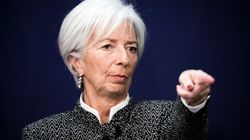 Λαγκάρντ: Η παγκόσμια οικονομία αναπτύσσεται, αλλά απειλείται από γεωπολιτικούς