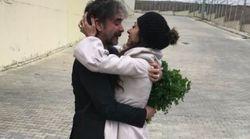 Αγκαλιάζοντας την ελευθερία: Η απελευθέρωση Γιουτσέλ και η πρώτη αγκαλιά με τη σύζυγό