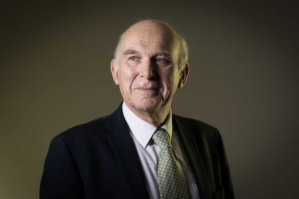 Brexit Causing A 'Non-Violent Civil War' But It Can Be Stopped, Says Sir Vince