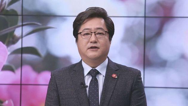 """정우성·곽도원 """"4월엔 동백꽃을"""