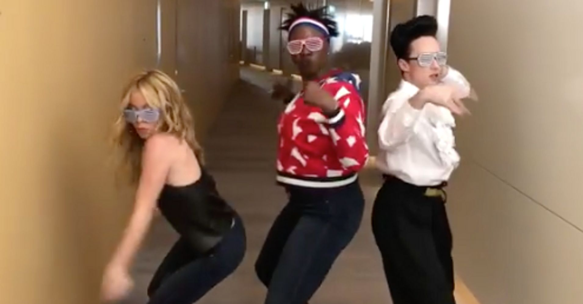 We're Crazy In Love For Jones, Lipinski And Weir's Beyoncé Moves