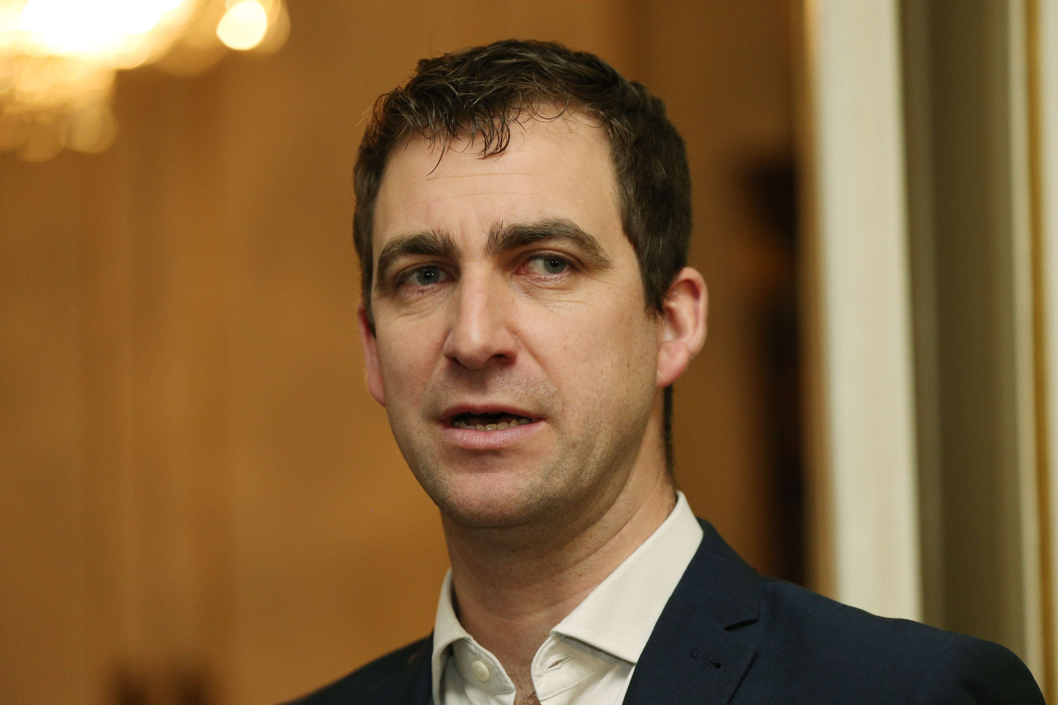 Brendan Cox Quits Charity Roles Over 'Inappropriate'