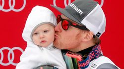 Olympic Skier Ted Ligety's Son 'Could Give 2 S***s That Daddy Sucked At