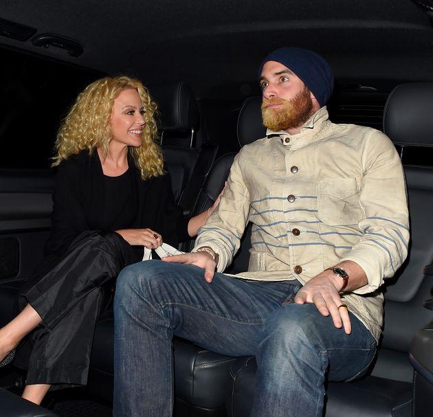 Kylie Minogue and Joshua