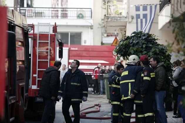 Νεκρή 50χρονη από πυρκαγιά στη