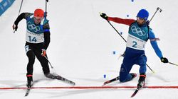 French Biathlete Clinches Gold In One Nail-Biter Of A
