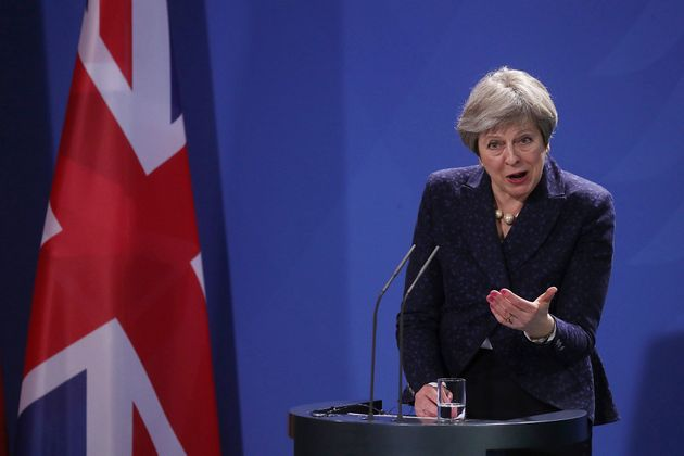 Theresa May Won't Win A Penalty Shoot-out With The EU By Treating Its Citizens Like A Political
