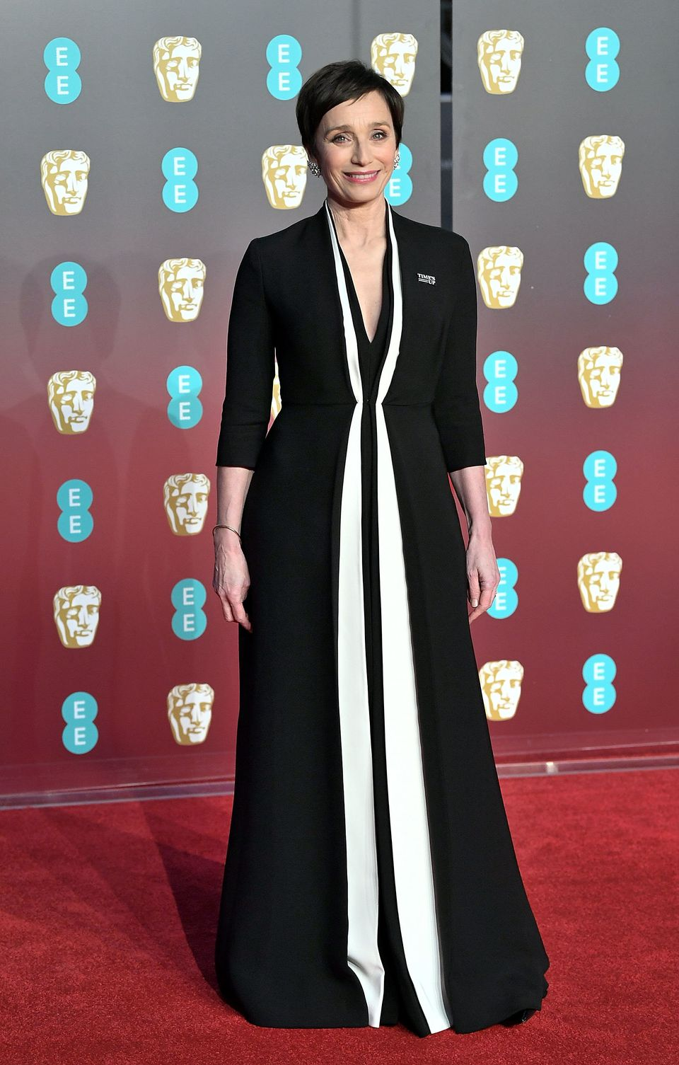 Baftas 2018: Letitia Wright And Natalie Dormer Lead The Black Dress Protest On The Red