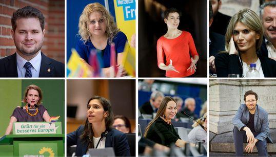 8 junge Europa-Abgeordnete erklären, wie sie sich die Zukunft der EU