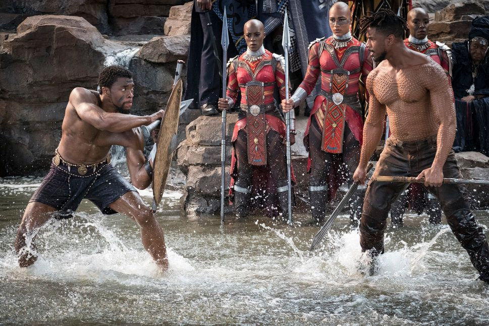 'Black Panther' Opens With Huge Box Office
