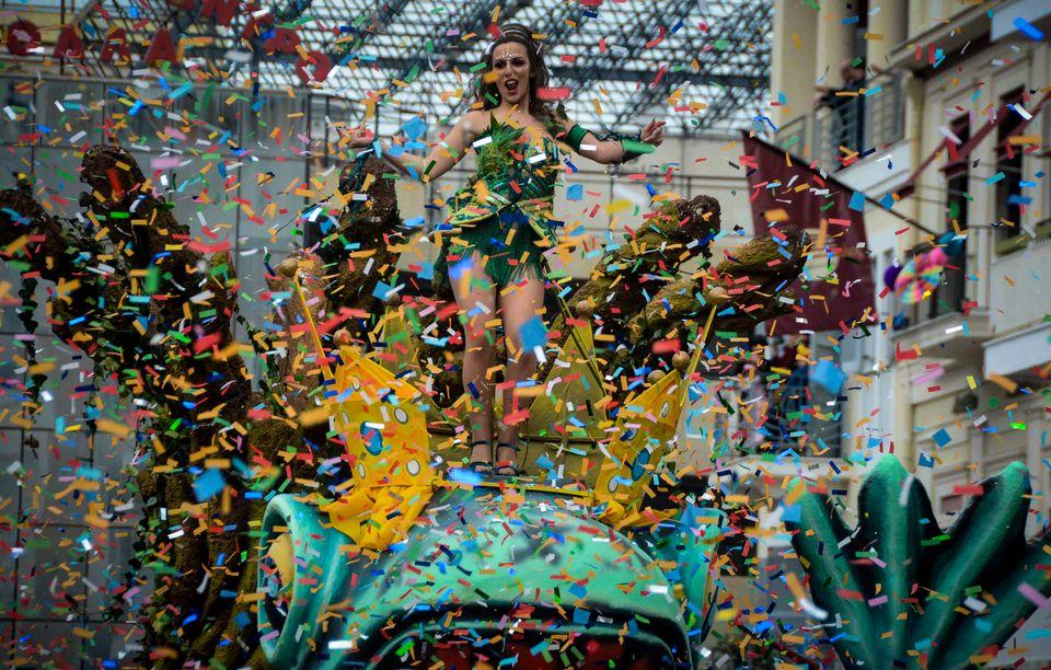 «Πατρινό καρναβάλι για πάντα» σε μεγάλες