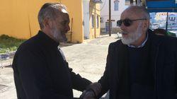Κουρουμπλής από Καστελόριζο: Εδώ δεν είναι μόνο σύνορα ελληνικά είναι και